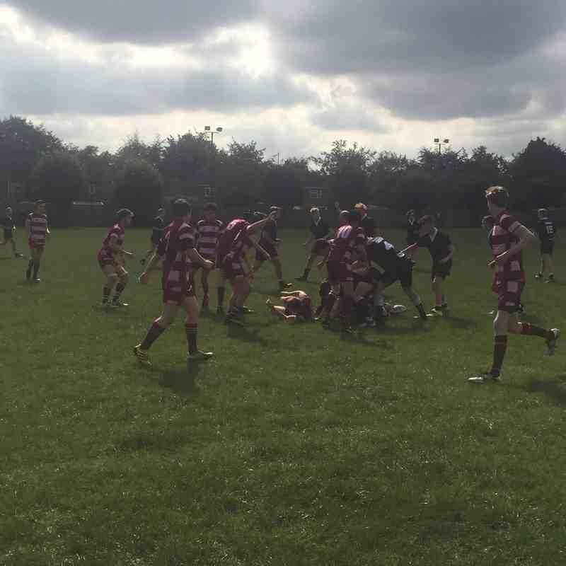 Colts  v Wimborne B - Sun 18 Sep 2016