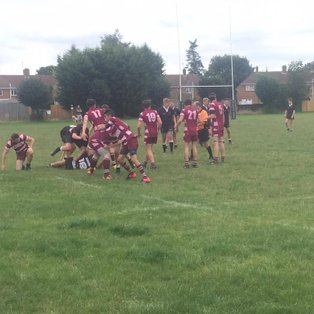 Wide game proves too much for Wimborne in 17-57 win