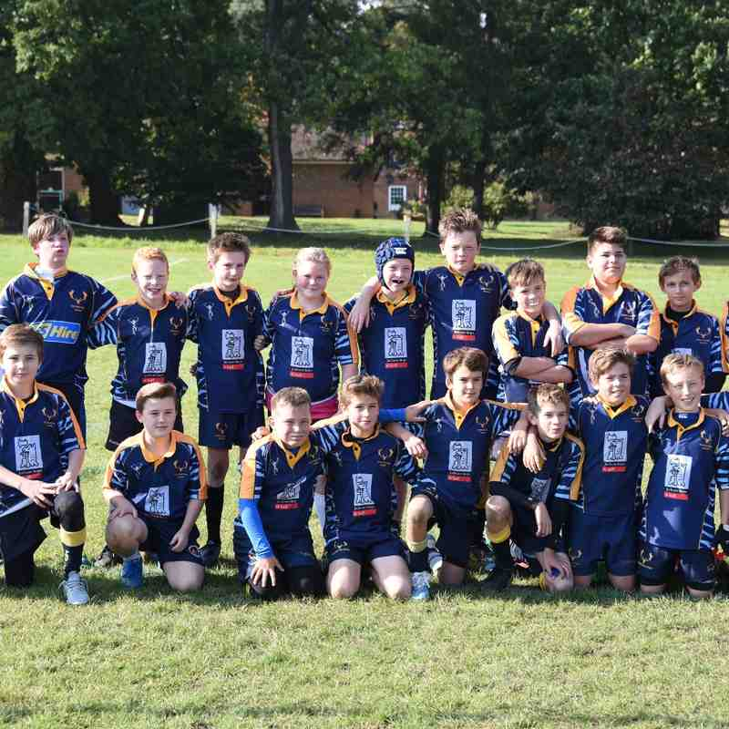 2015/16 - Teddington Under 12s