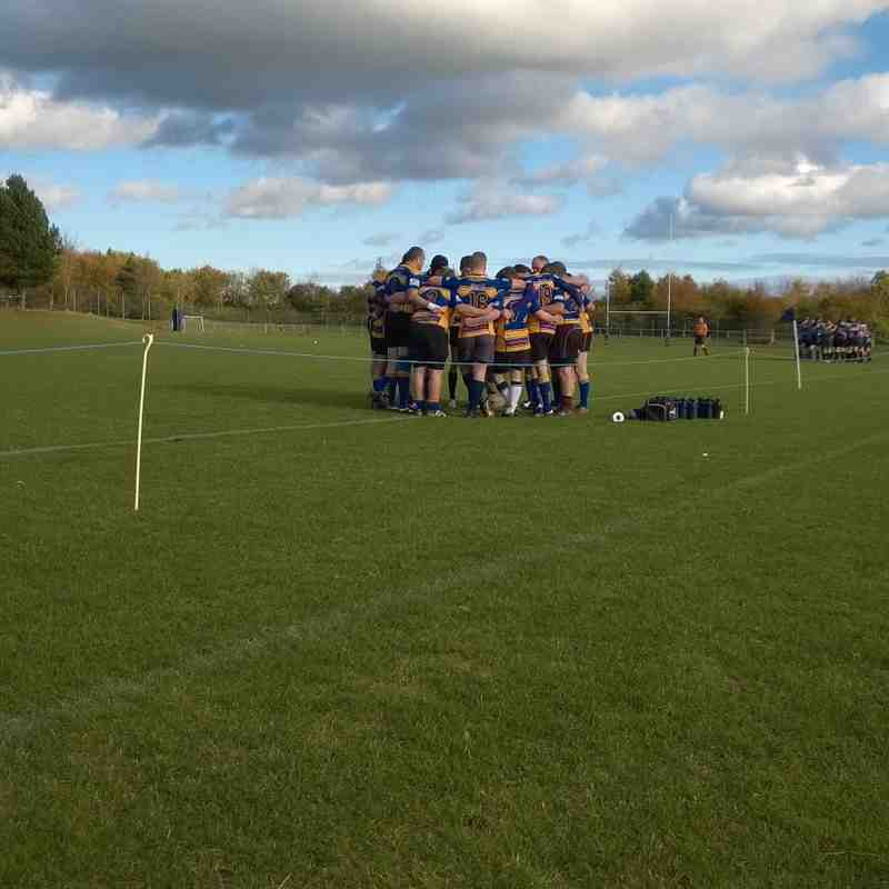Supermarine III vs Warminster II - 25 Oct 2014