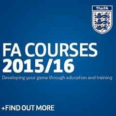 Lincolnshire FA Courses - Dates Released