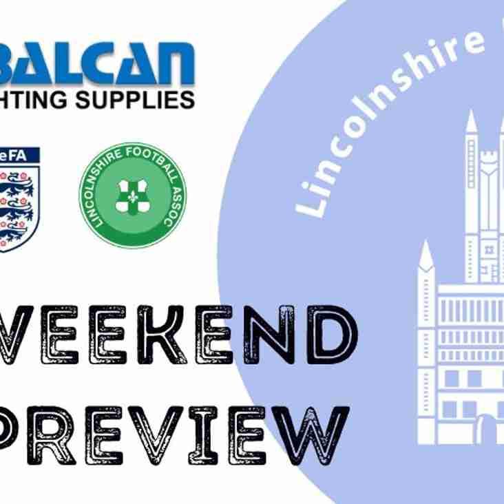 Balcan Lighting Lincolnshire Football League Weekend Preview: Gameweek 1