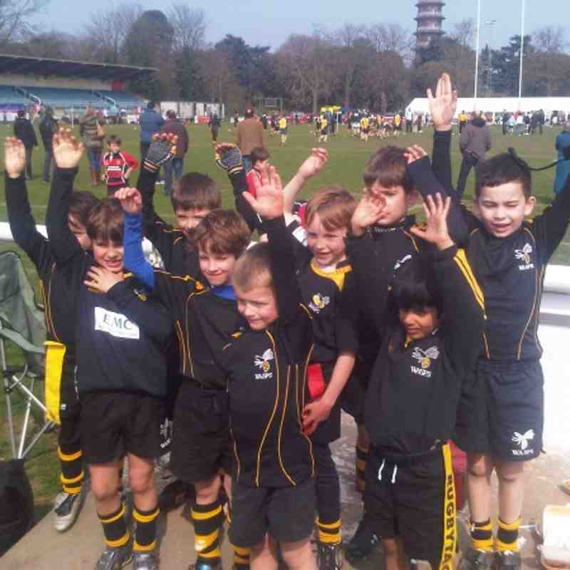 7Bs win at London Welsh