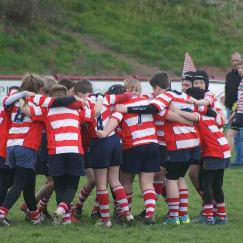Under 12's Lancashire Cup Finals 2015