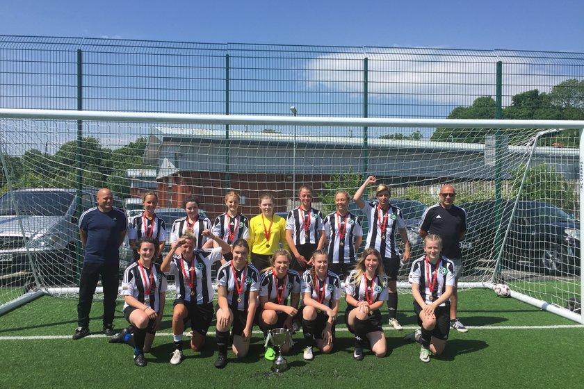 Burnley Belvedere vs Haslingden Ladies