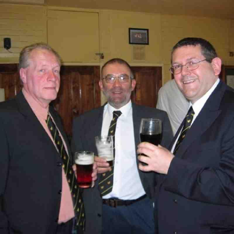 Old Boys' Dinner 2005