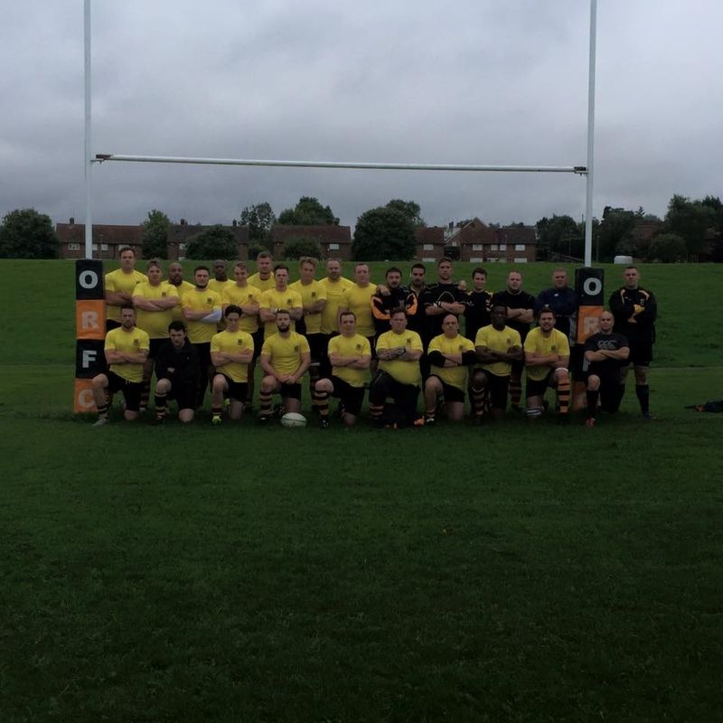 1st XV lose to Old Gravesendians 10 - 76
