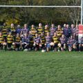 Piledrivers (Vets) lose to Beccehamian RFC 17 - 10