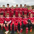 U14 WHITE beat Haverhill Town Reds 0 - 12