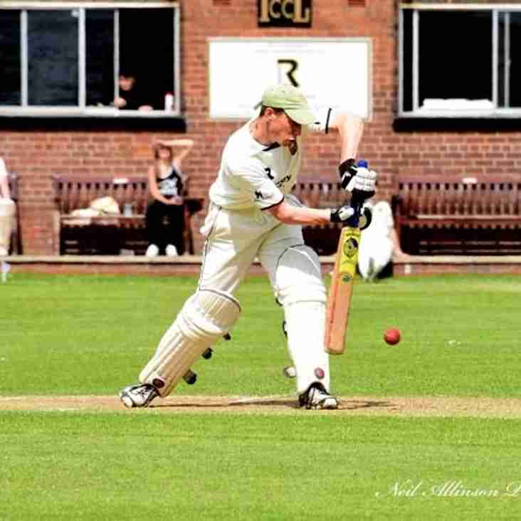 Disappointing Day For 2nd XI