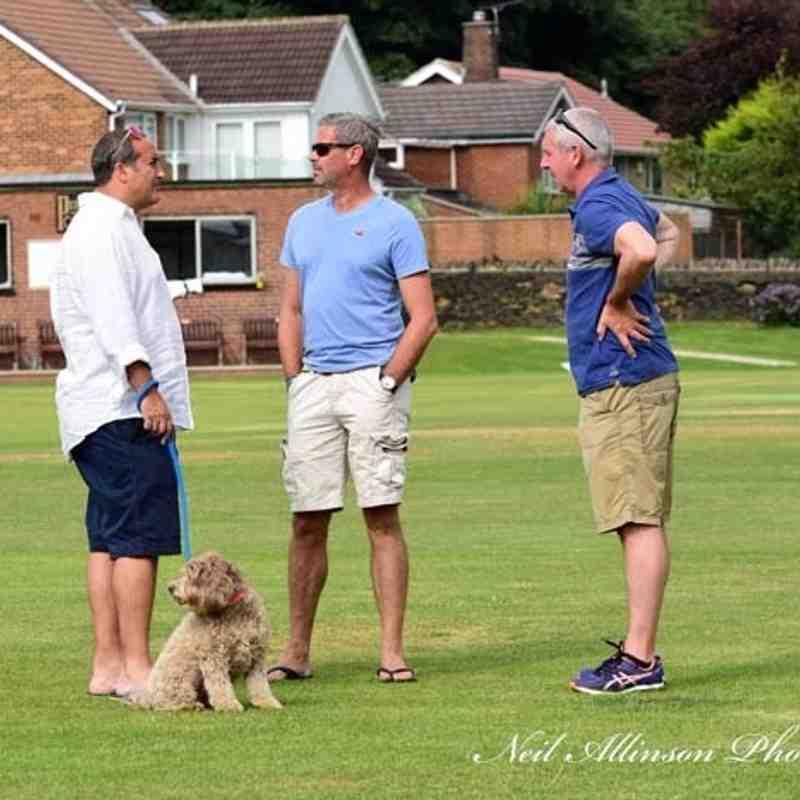 Scholes & Sheriff Hutton wins 23/24 July 2016
