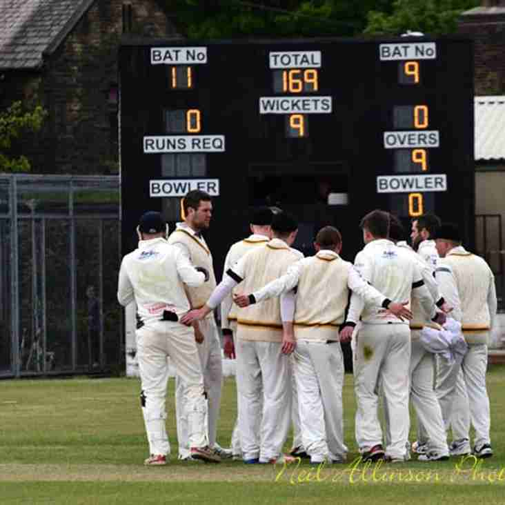 Saints 1st XI  v Cleckheaton - Weekend Preview
