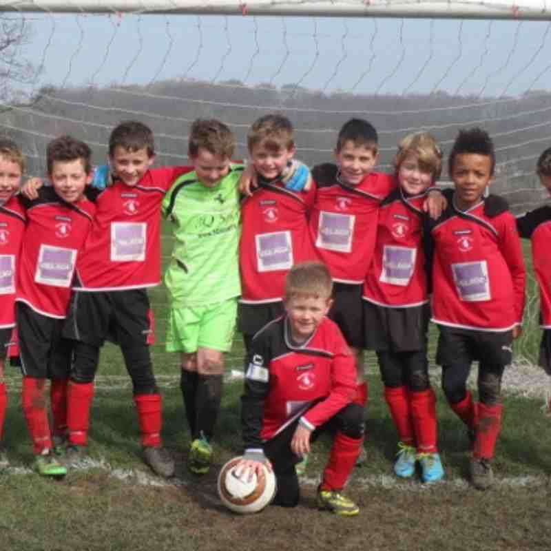 Woodbank U9 Blacks (2013-2014)