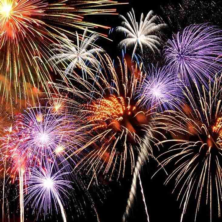 Newton Sports Club Annual Bonfire & Fireworks Display