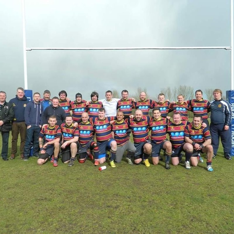 Trinity Guild 1st XV beat Atherstone 13 - 3