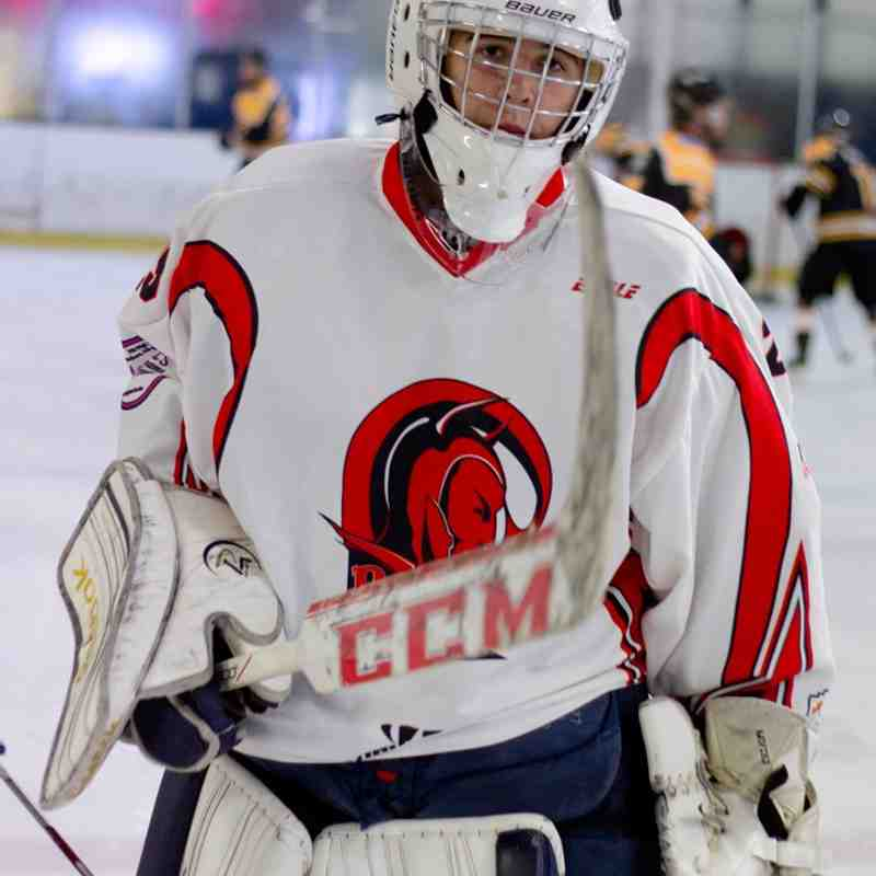 Solent Devils vs Chelmsford Chieftains - 19 October 2014