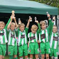 Rusthall FC Tournament, Saturday Teams