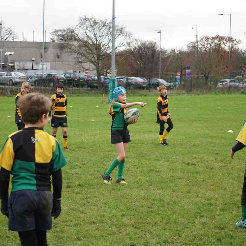 U10s vs Letchworth (02/12/18)