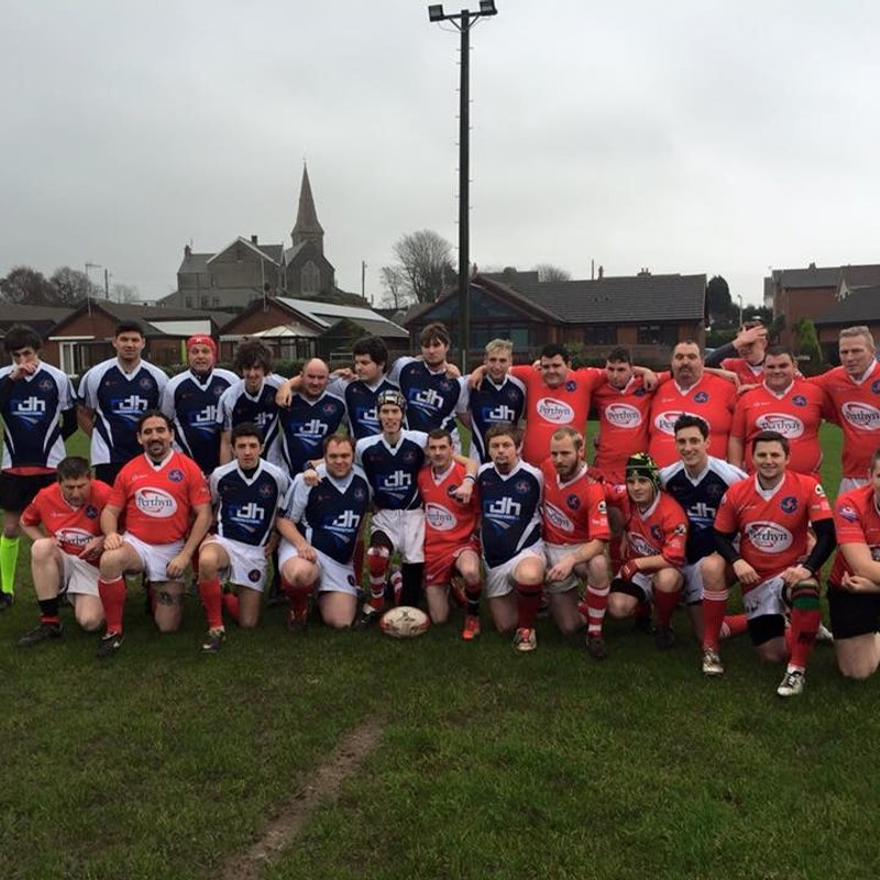 1sts lose to Trinity Coll Primary Ed XV 39 - 61