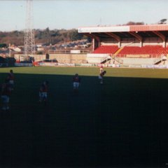 Delta Cables rematch at Stradey Park 1997/98