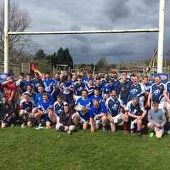Pontefract RFC (Yorkshire tour Saturday 23.4.16)