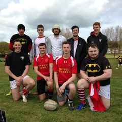 Warriors Social 7s and Touch Rugby