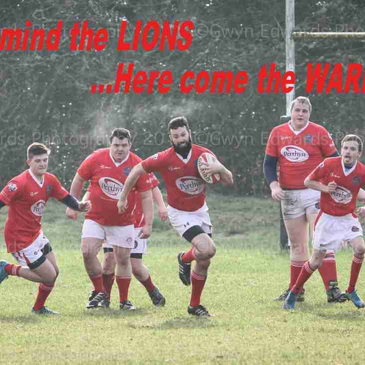 Learning disabilities team take on schedule that even the Lions would baulk at.