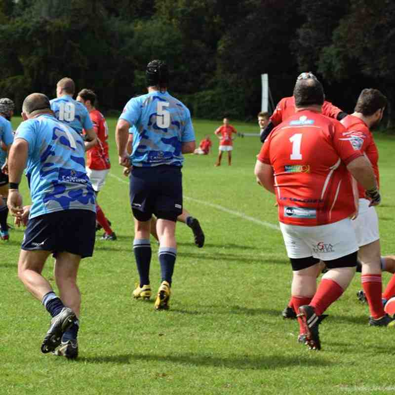 Cardiff Falcons match photos 19/8/17