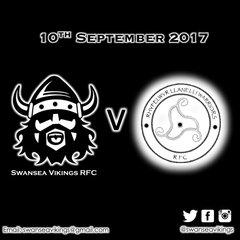 Swansea Vikings Home 10/9/17