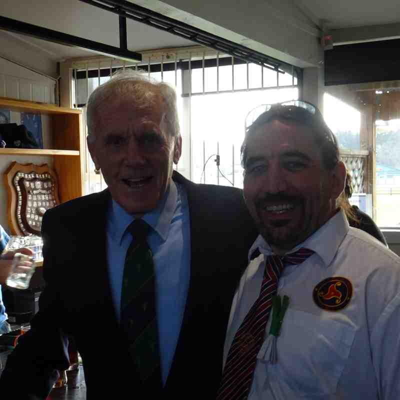\NZ Tour  Day 5 Mon 19/6/17 Te Kuiti for unveiling of Sir Colin Meads statue