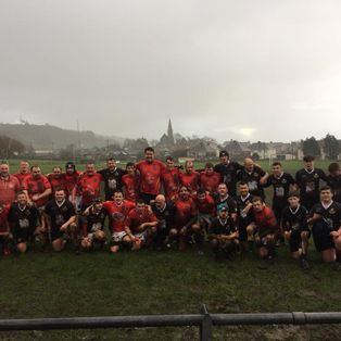 Burry Port Even it up in the Cup