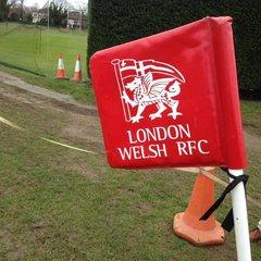 London Welsh tour match Saturday 10.2.18