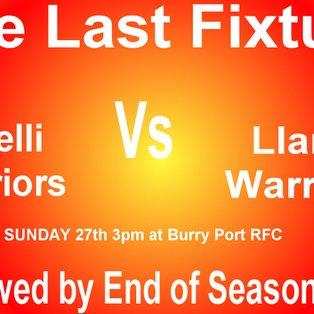Sunshine Rugby to round off season