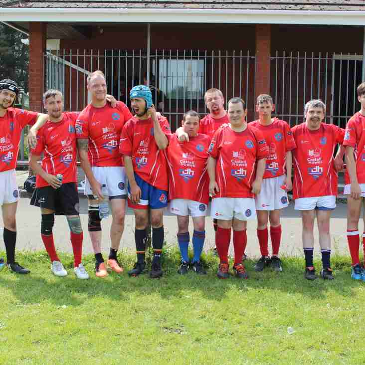 Super Day of 7s Sees more Burry Port Success!