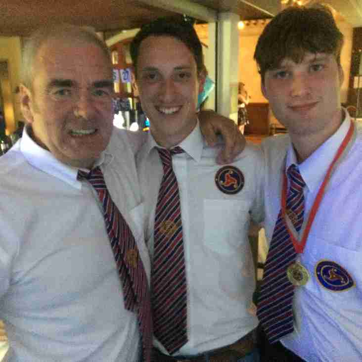 Presentation Evening (and other bits)