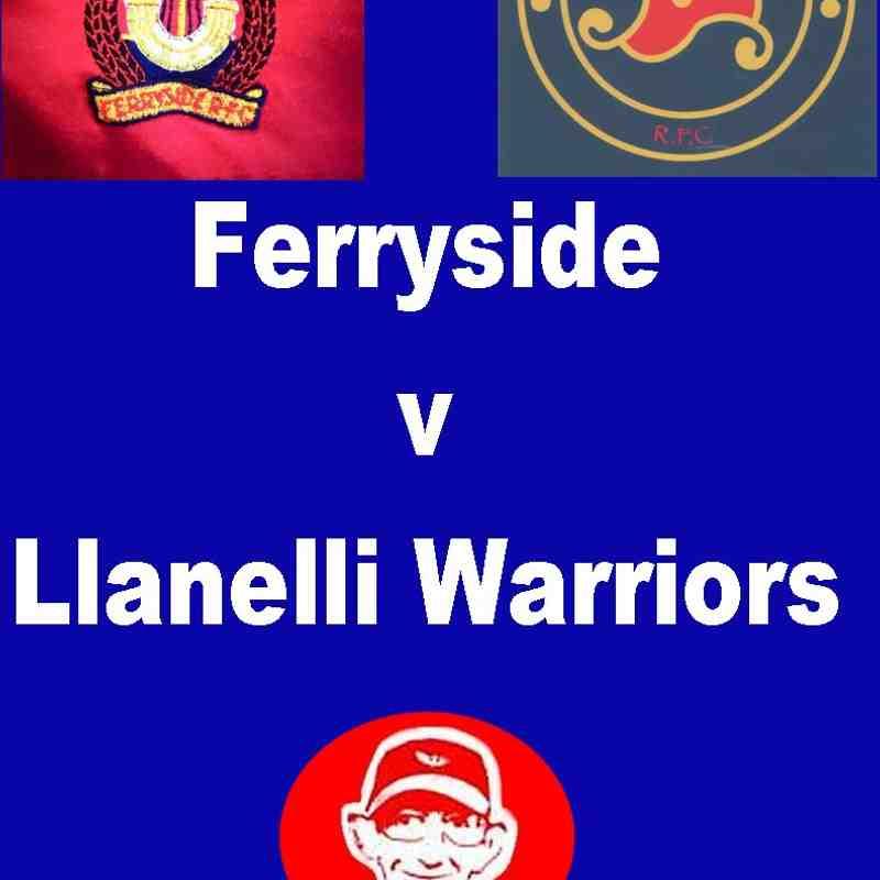 Ferryside 11 8 18 Lewi Cup off field