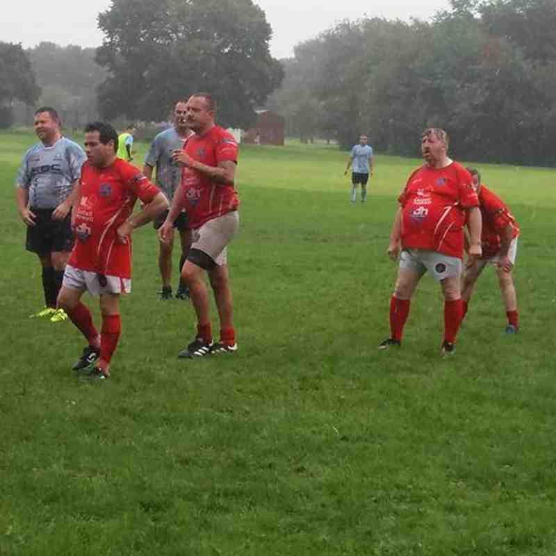 Cardiff Chiefs 26/8/18