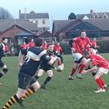 Magor Manage Warriors