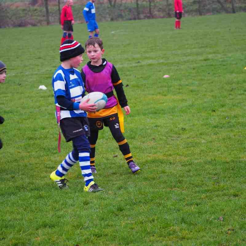 Maldon U8s v SWF & Billericay - 15 January Part 2