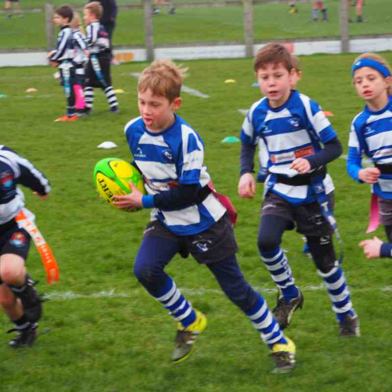 Maldon U8s v Sudbury - 12 March Part 1