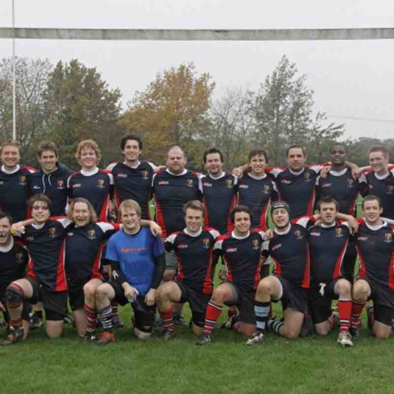 NMRFC vs NUCA 12th November 2011