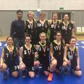 Lynx 1 beat Preston Pride Ladies 51 - 60