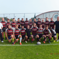 Freshers impress opposition and home support!