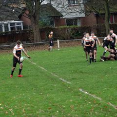 Northwich RUFC Senior Colts vs Crewe and Nantwich RUFC Senior Colts 13.11.16