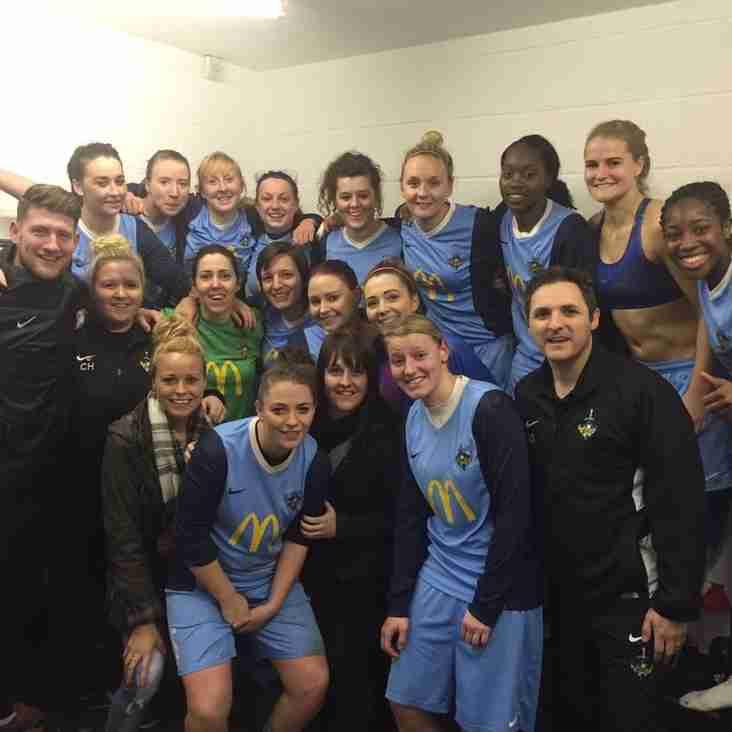 Long Eaton Utd Ladies chasing a historic treble!