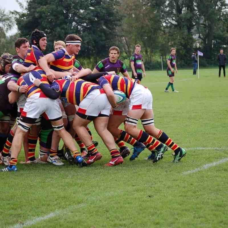 First XV v Weybridge Vandals