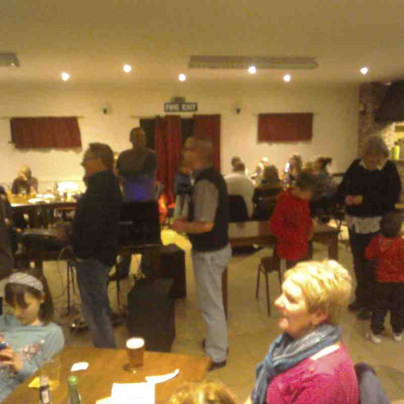 Race Night January 2016