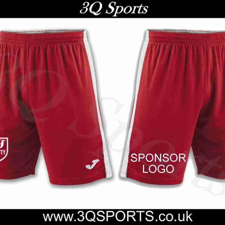 Shorts sponsor opportunity