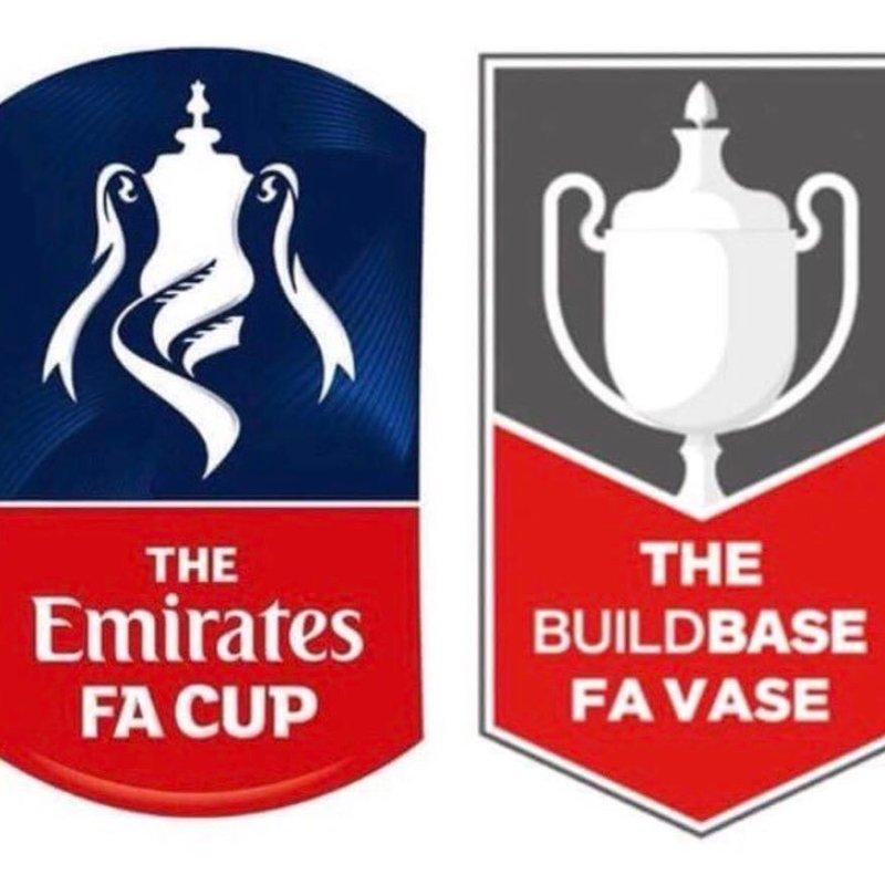 FA Cup and FA Vase draws