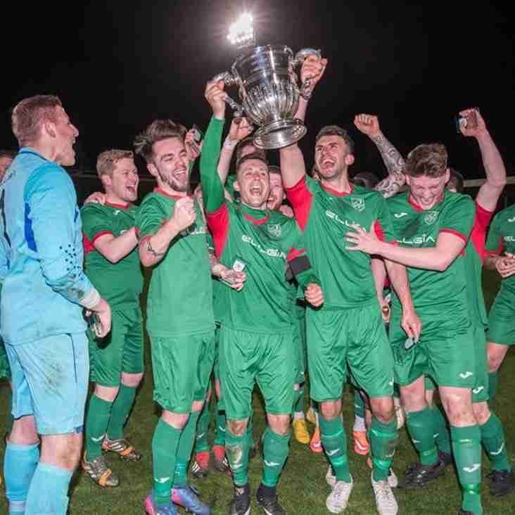 Cambs Invitation Cup Winners 2019